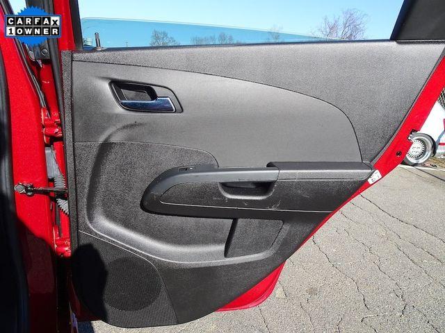 2016 Chevrolet Sonic LT Madison, NC 26