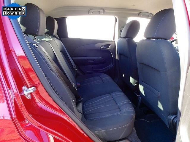 2016 Chevrolet Sonic LT Madison, NC 27