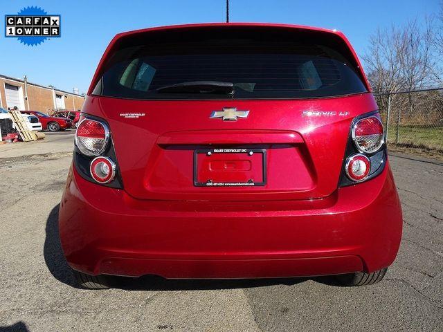 2016 Chevrolet Sonic LT Madison, NC 3