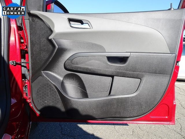 2016 Chevrolet Sonic LT Madison, NC 32