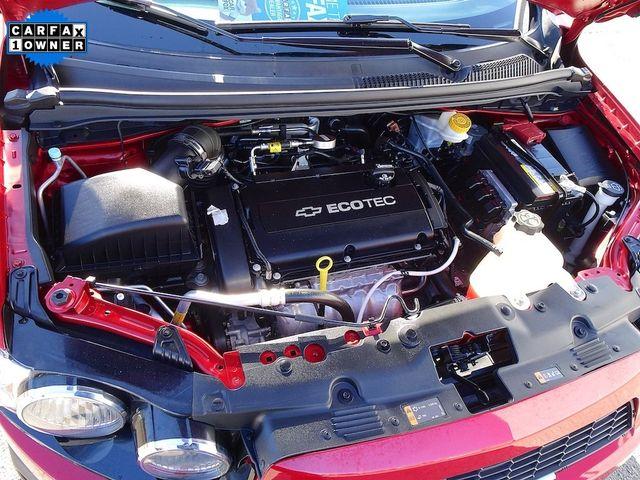 2016 Chevrolet Sonic LT Madison, NC 37