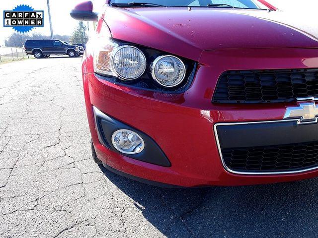 2016 Chevrolet Sonic LT Madison, NC 8