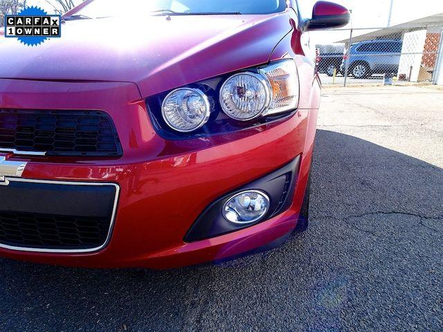 2016 Chevrolet Sonic LT Madison, NC 9