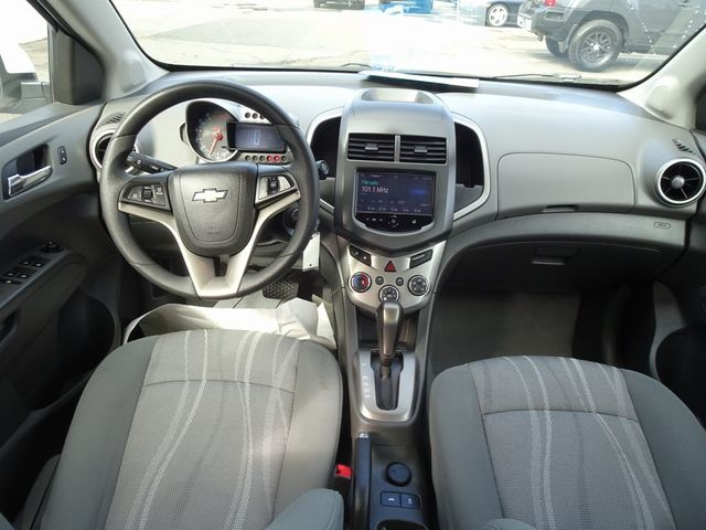 2016 Chevrolet Sonic LT Madison, NC 9