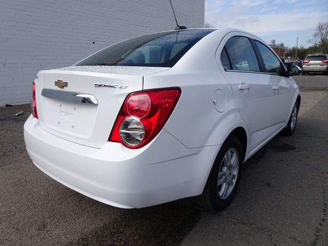 2016 Chevrolet Sonic LT Madison, NC 1