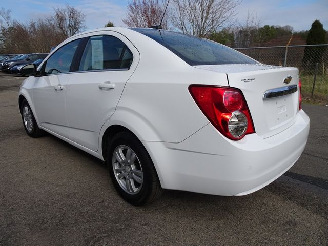 2016 Chevrolet Sonic LT Madison, NC 3