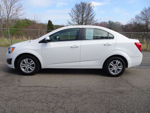 2016 Chevrolet Sonic LT Madison, NC 4
