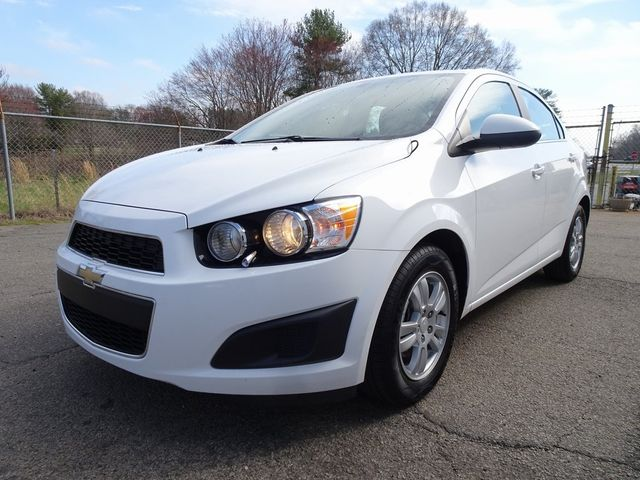 2016 Chevrolet Sonic LT Madison, NC 5