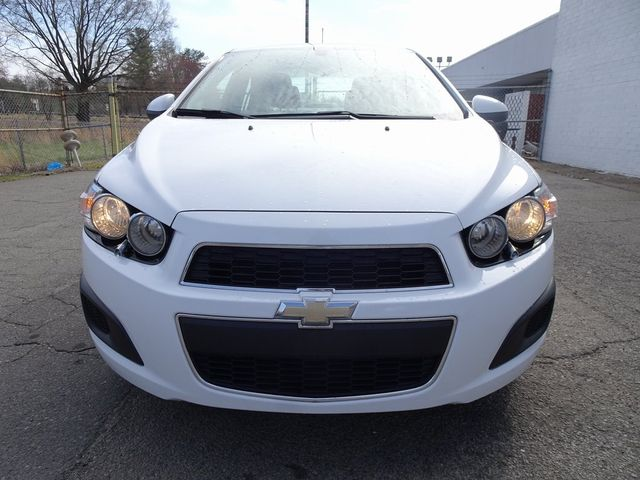 2016 Chevrolet Sonic LT Madison, NC 6