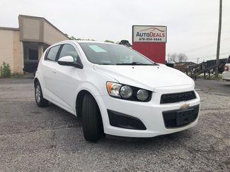 2016 Chevrolet Sonic LT in Marietta, GA 30060
