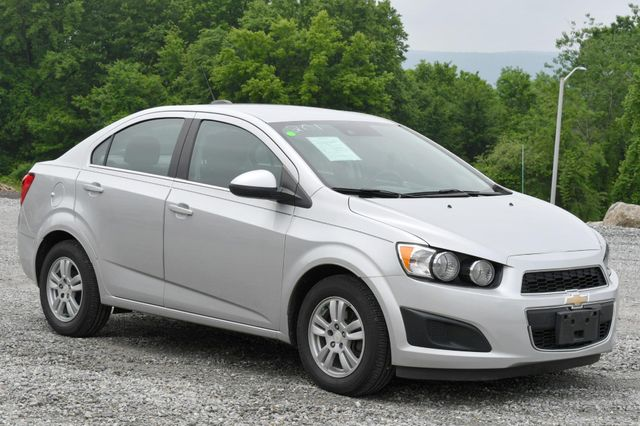 2016 Chevrolet Sonic LT Naugatuck, Connecticut