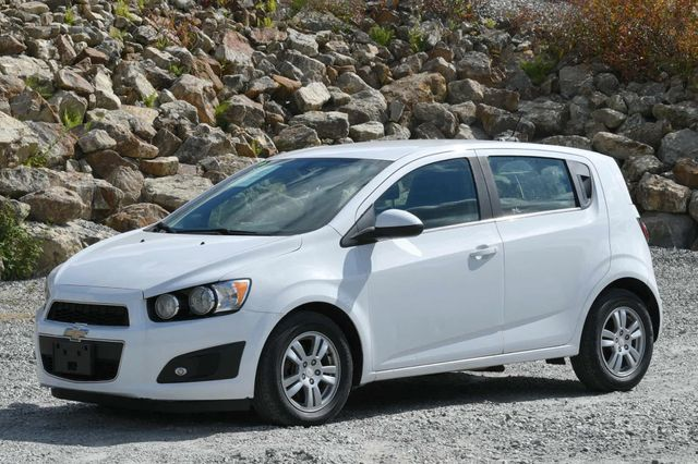 2016 Chevrolet Sonic LT Naugatuck, Connecticut 0