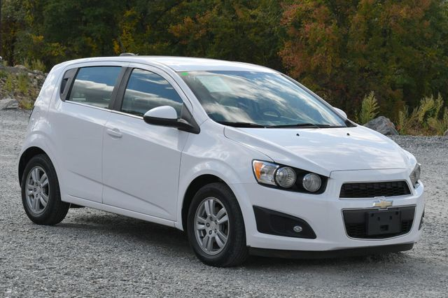 2016 Chevrolet Sonic LT Naugatuck, Connecticut 6