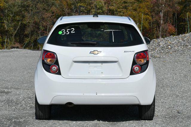 2016 Chevrolet Sonic LS Naugatuck, Connecticut 3