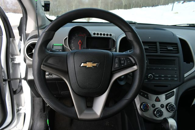 2016 Chevrolet Sonic LS Naugatuck, Connecticut 16