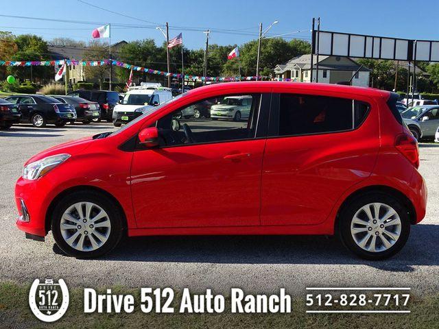 2016 Chevrolet Spark LT in Austin, TX 78745