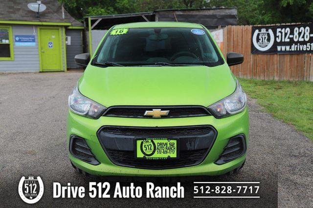 2016 Chevrolet Spark LS in Austin, TX 78745