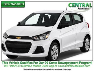 2016 Chevrolet Spark LS | Hot Springs, AR | Central Auto Sales in Hot Springs AR