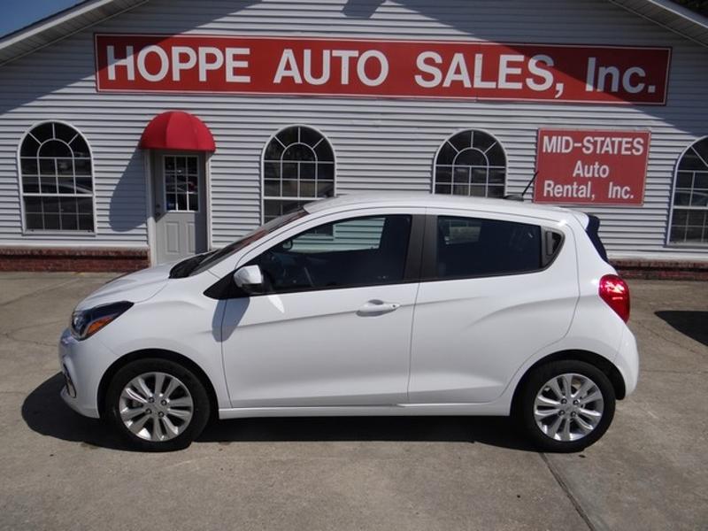 2016 Chevrolet Spark Lt Paragould Arkansas Hoppe Auto Sales