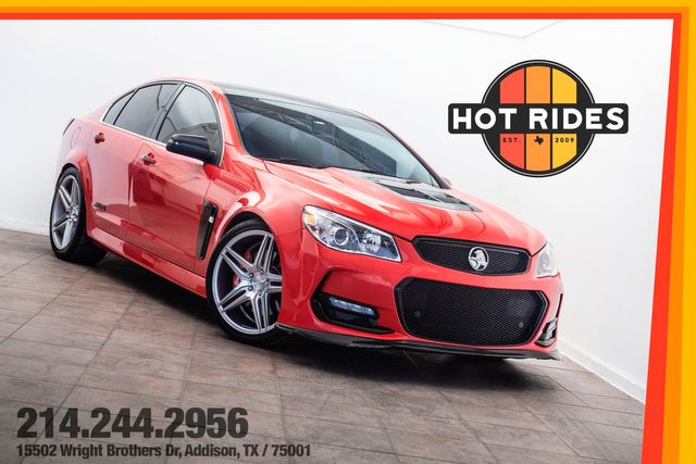 2016 Chevrolet SS Sedan Supercharged With Many Upgrades 750+ HP
