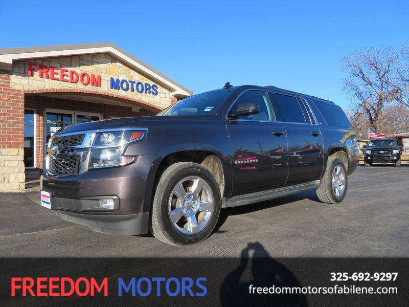 2016 Chevrolet Suburban LT | Abilene, Texas | Freedom Motors  in Abilene Texas