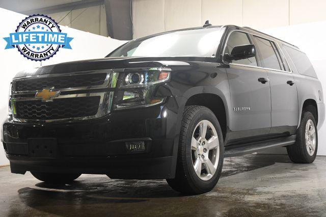 2016 Chevrolet Suburban LT