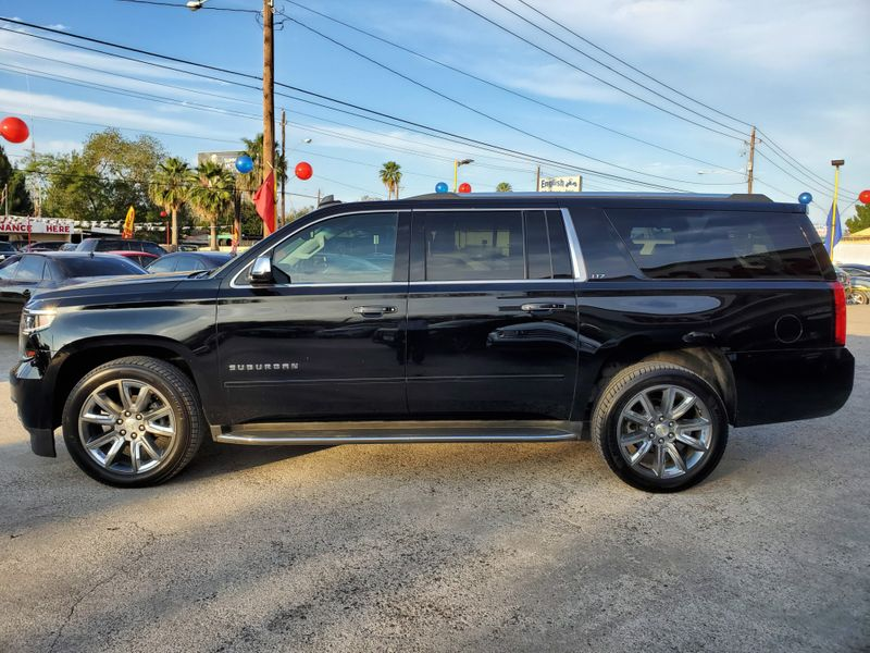 2016 Chevrolet Suburban LTZ 4X4  Brownsville TX  English Motors  in Brownsville, TX