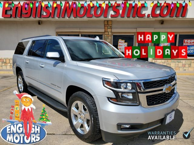 2016 Chevrolet Suburban LT in Brownsville, TX 78521