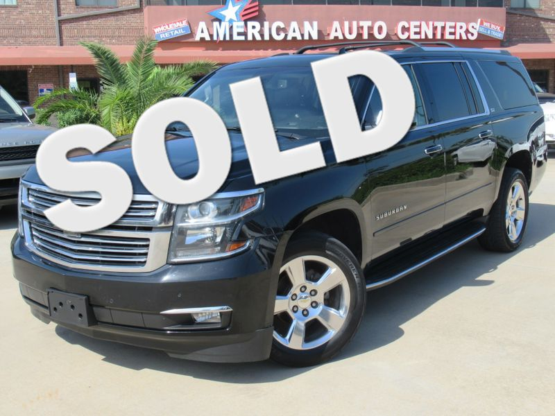2016 Chevrolet Suburban LTZ | Houston, TX | American Auto Centers in Houston TX