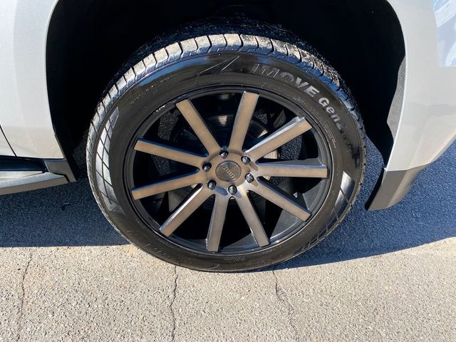2016 Chevrolet Suburban LT Madison, NC 8