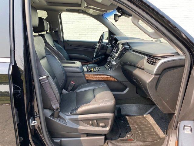 2016 Chevrolet Suburban LTZ Madison, NC 15