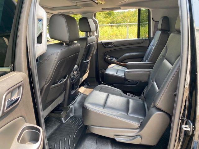 2016 Chevrolet Suburban LTZ Madison, NC 28