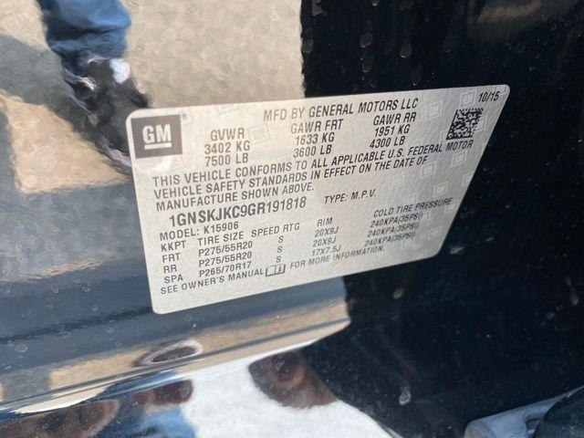 2016 Chevrolet Suburban LTZ Madison, NC 53