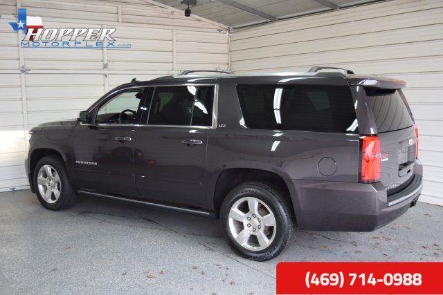 2016 Chevrolet Suburban LTZ in McKinney Texas, 75070