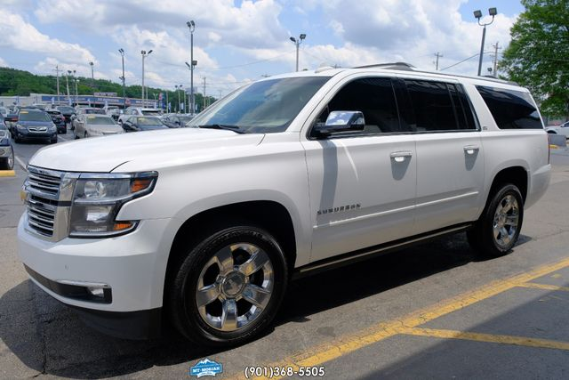 2016 Chevrolet Suburban LTZ in Memphis, Tennessee 38115