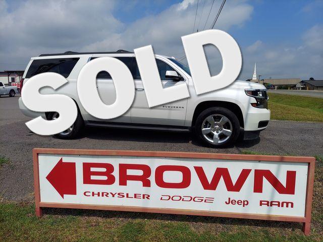 2016 Chevrolet Suburban LT Minden, LA