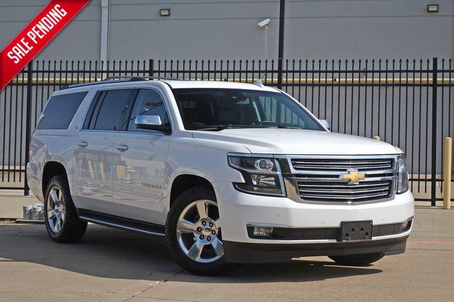 2016 Chevrolet Suburban LTZ*4x4*Sunroof*Nav*Bu Cam* | Plano, TX | Carrick's Autos in Plano TX