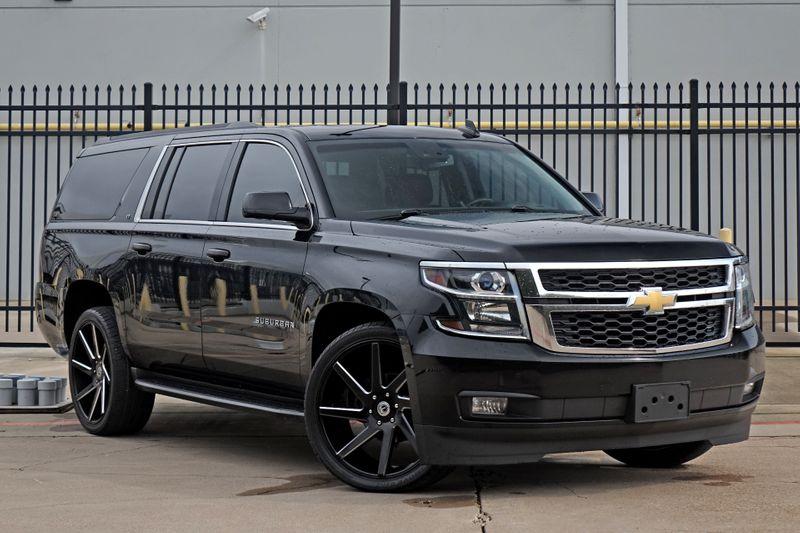 2016 Chevrolet Suburban LT*4X4*Nav*BU Cam*Sunroof* | Plano, TX | Carrick's Autos in Plano TX
