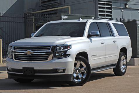 2016 Chevrolet Suburban LTZ*4x4*Nav*DVD*Sunroof*BU Cam*   Plano, TX   Carrick's Autos in Plano, TX