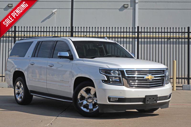 2016 Chevrolet Suburban LTZ*4x4*Nav*DVD*Sunroof*BU Cam*   Plano, TX   Carrick's Autos in Plano TX