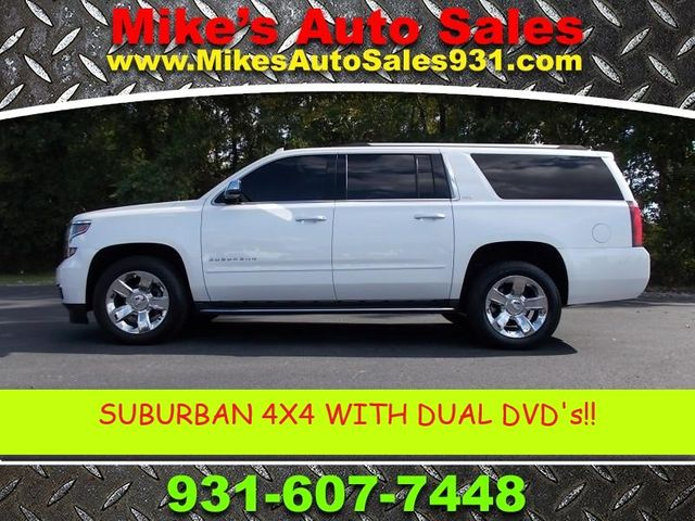 2016 Chevrolet Suburban LTZ Shelbyville, TN