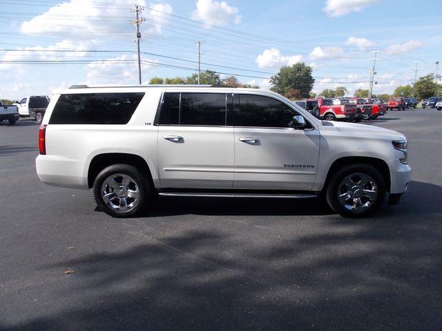 2016 Chevrolet Suburban LTZ Shelbyville, TN 10