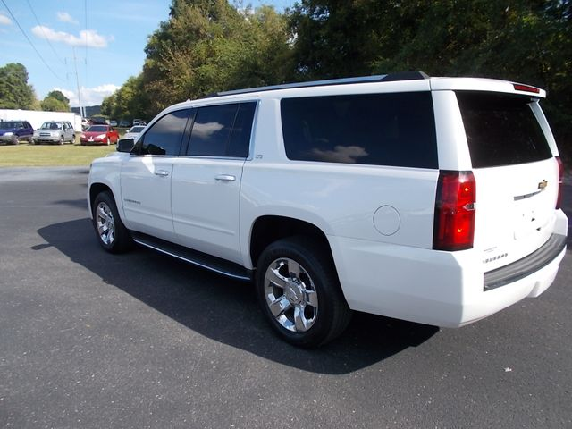 2016 Chevrolet Suburban LTZ Shelbyville, TN 4