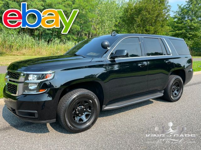 2016 Chevrolet Tahoe 4x4 PPV PACKAGE LIKE NEW BUY IT NOW in Woodbury, New Jersey 08093