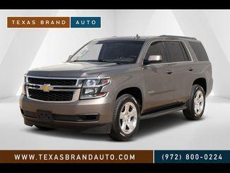 2016 Chevrolet Tahoe LT in Dallas, TX 75229