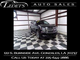 2016 Chevrolet Tahoe LTZ - Ledet's Auto Sales Gonzales_state_zip in Gonzales