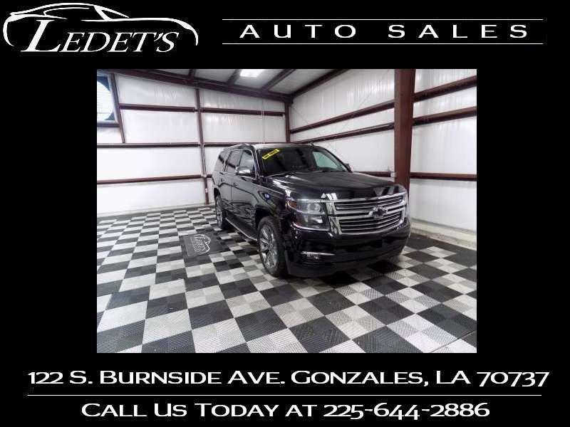 2016 Chevrolet Tahoe LTZ - Ledet's Auto Sales Gonzales_state_zip in Gonzales Louisiana