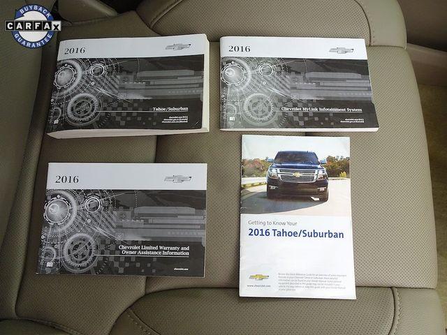 2016 Chevrolet Tahoe LTZ Madison, NC 55