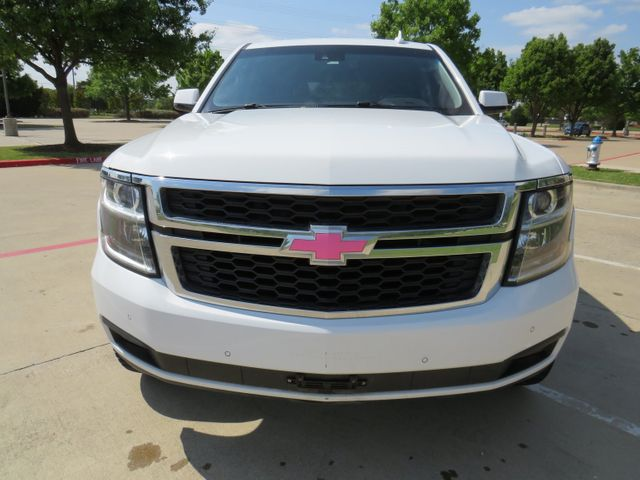 2016 Chevrolet Tahoe LT Custom Lift, Wheels and Tires in McKinney, Texas 75070