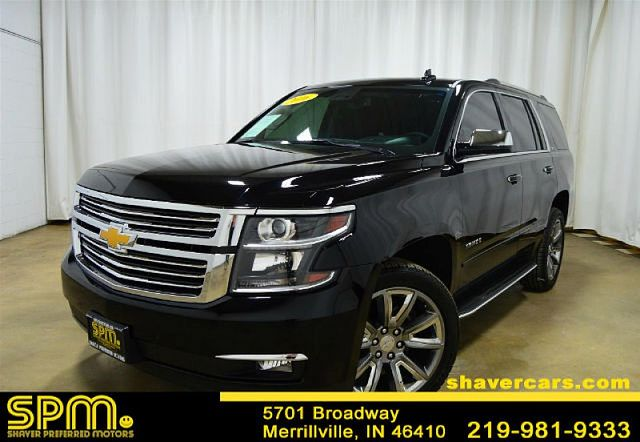2016 Chevrolet Tahoe LTZ W/NAVI AND SUNROOF in Merrillville IN, 46410